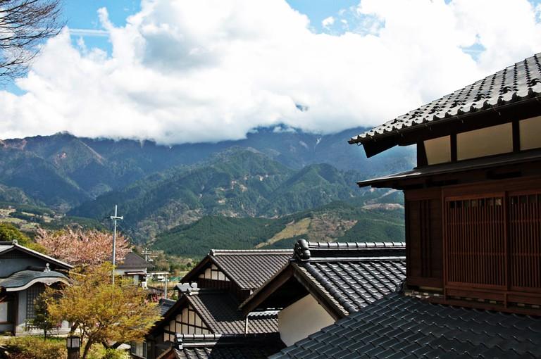 Kiso Valley © DavideGorla