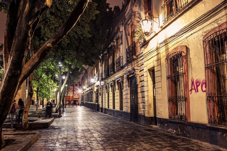 Mexico City Historic Centre| © iivangm/Flickr