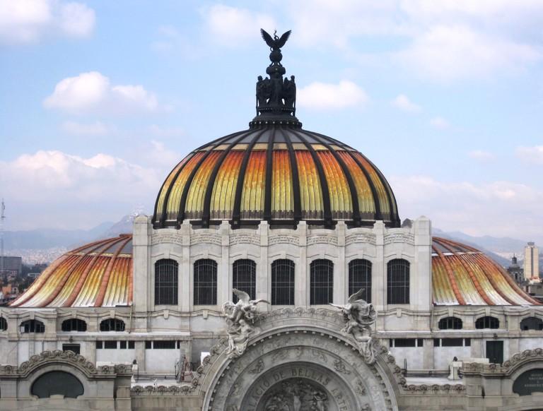 Bellas Artes | © impermeableazul/Flickr