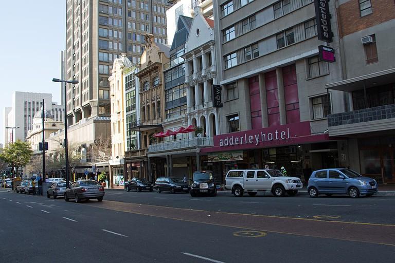 Adderley Street, Cape Town
