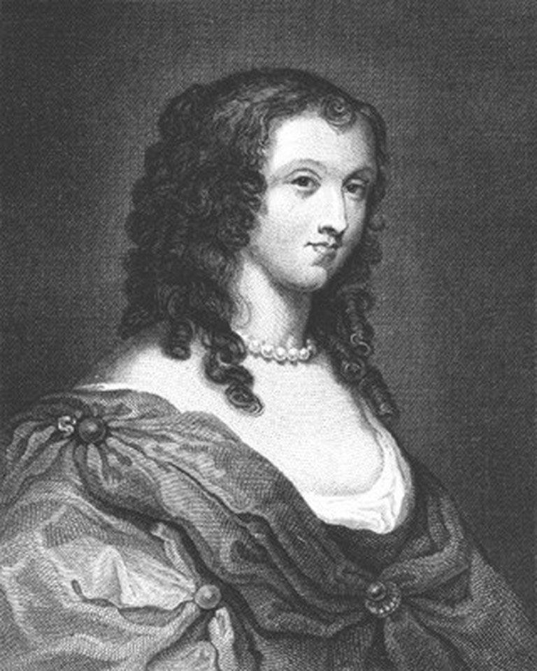 Aphra Behn by Mary Beale|Wikicommons