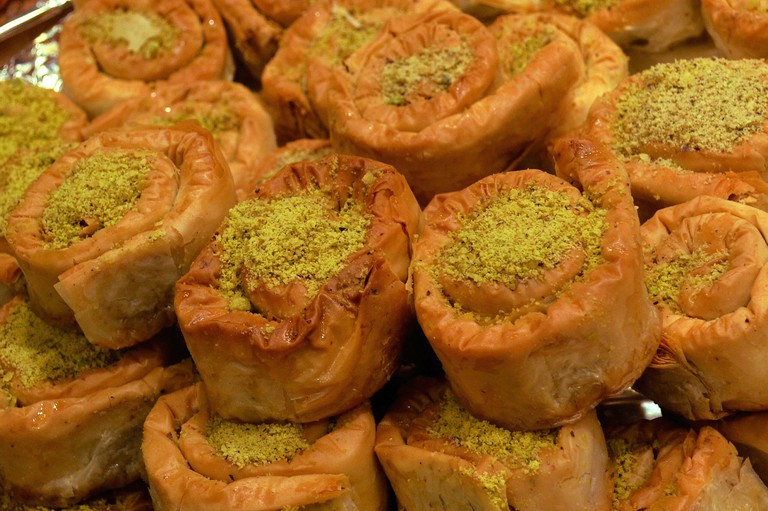 Traditional Arabic Sweets
