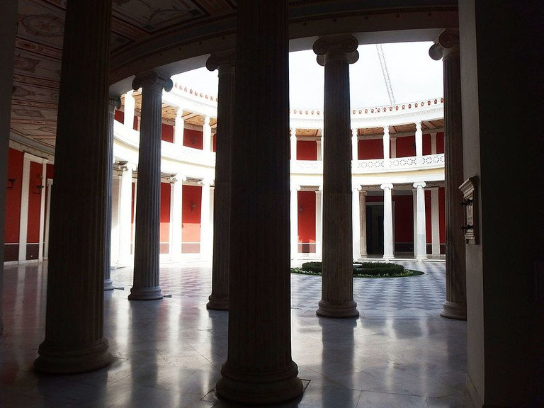 The Zappeion Hall atrium|© Palickap/WikiCommons