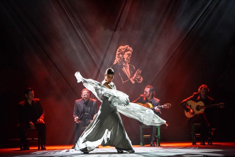Ballet Flamenco | © Santana de Yepes