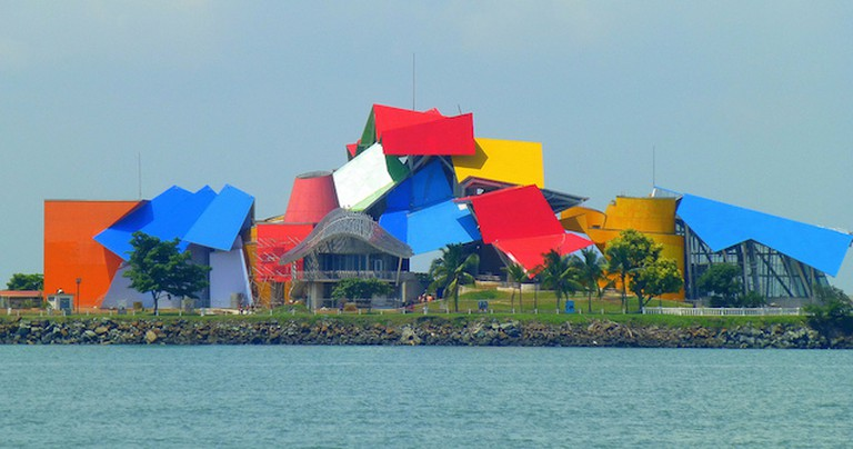 Panama City Skyline   F Delventhal/Flickr