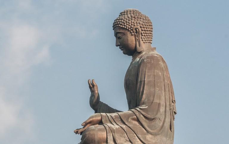 Big Buddha   Pixabay