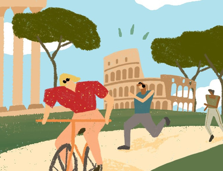 A Fitness Lover's Guide To Rome