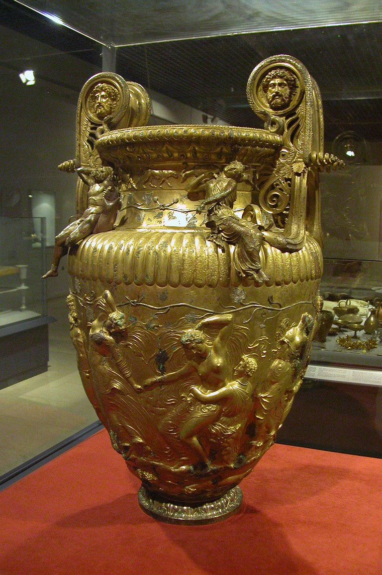 Derveni Krater | © Michael Greenhalgh/WikiCommons
