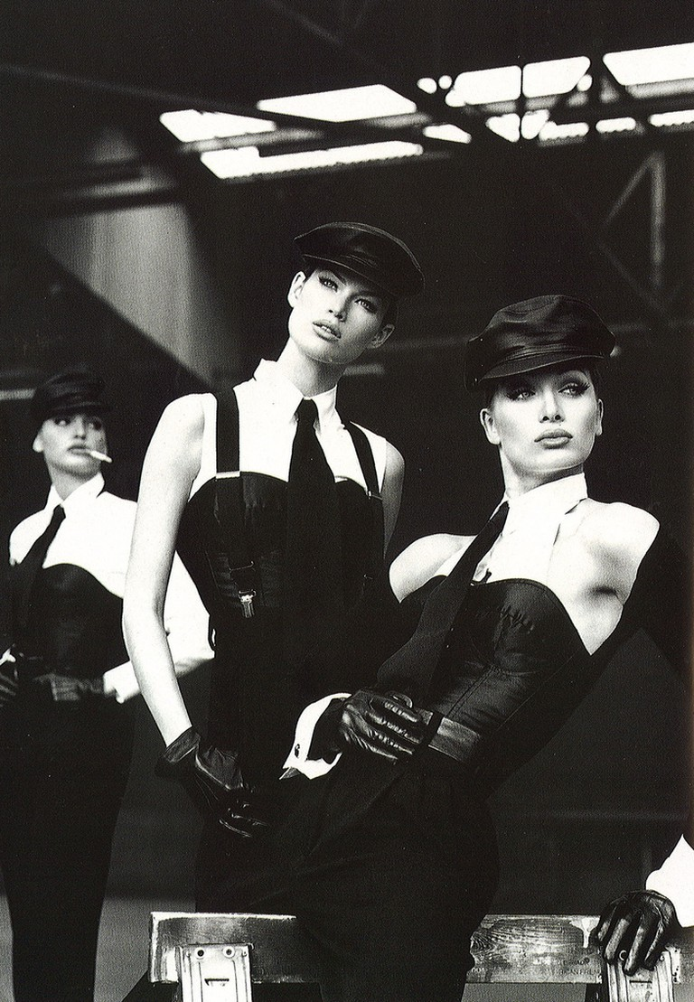 Dolce & Gabbana: Fall/Winter Collection 1992-1993, flickr