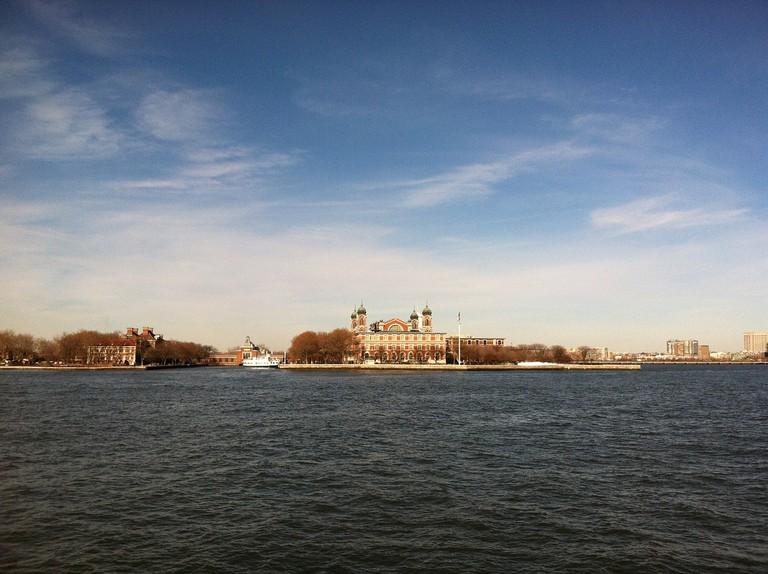 Ellis Island | Public Domain/Pixabay