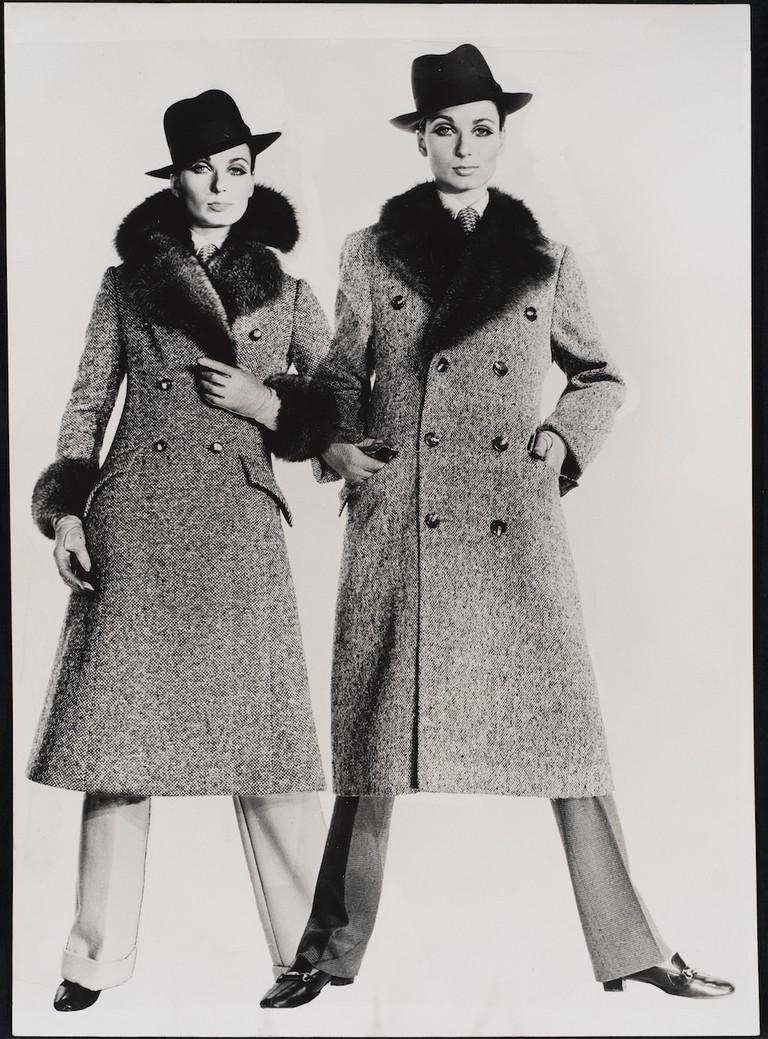Erwin Blumenfeld, Fashion shoot for the Dayton Company, Courtesy of Osborne Samuel