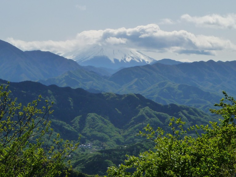 The view of Mt Fuji from Takao | © Asteiner/WikiCommons