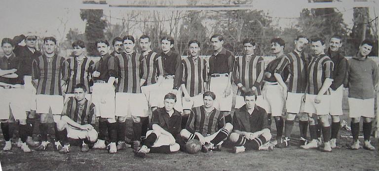 Galatasary & Fenerbahçe (circa.1913-1914)