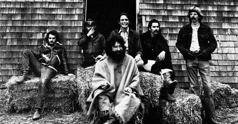 The Grateful Dead © Warner Bros. Records/Wikipedia