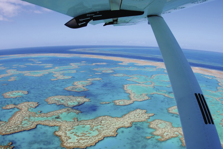 Great Barrier Reef, QLD | Courtesy of Tourism Whitsundays