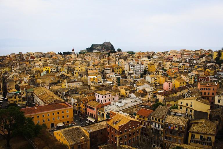 Corfu Town | © am84/PixaBay