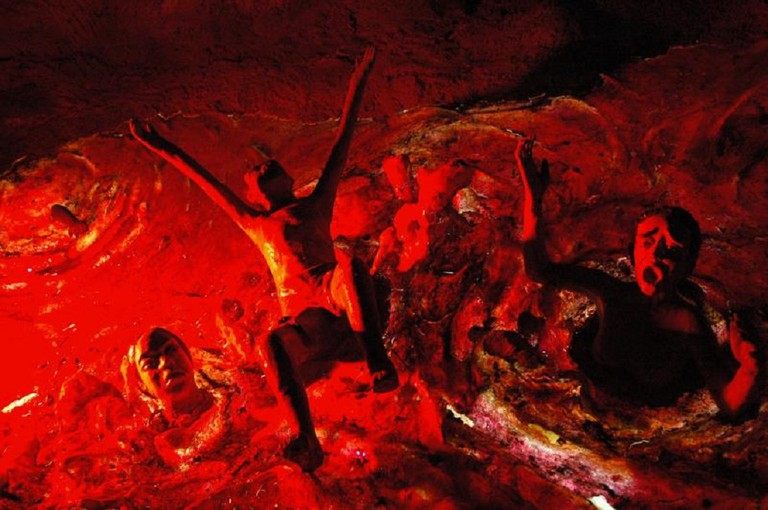 A lava pit in Hell | © (WT-shared) Jpatokal at wts wikivoyage