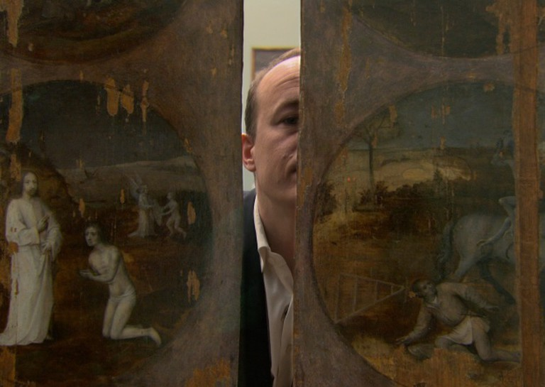 Art historian Matthijs Ilsink in Hieronymus Bosch: Touched by the Devil