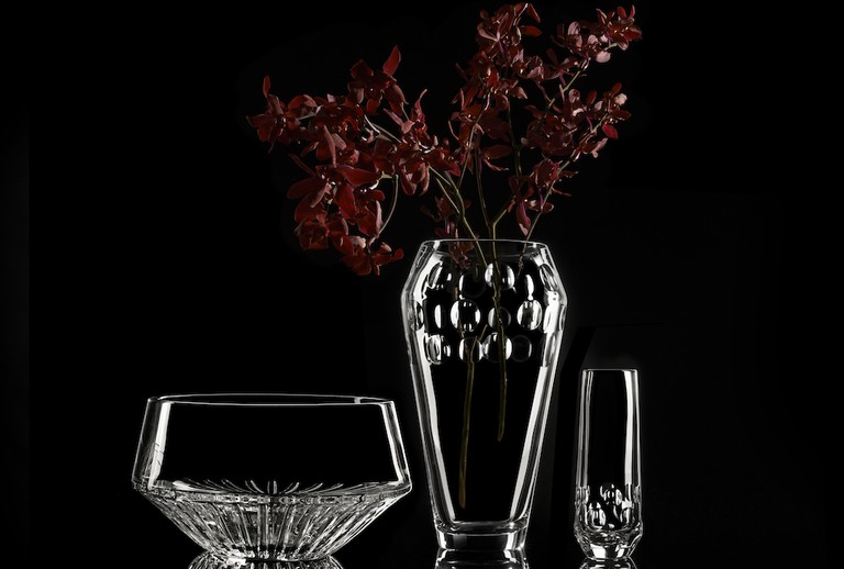 Waterford Crystal designed by John Rocha | Courtesy of Waterford Crystal