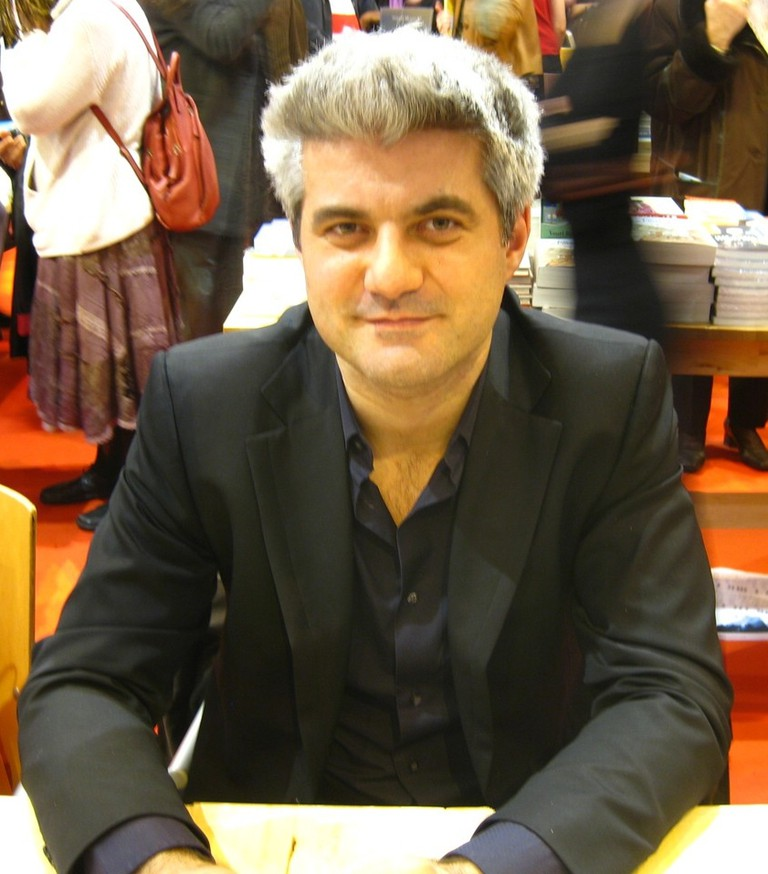 Laurent Gaudé in 2009