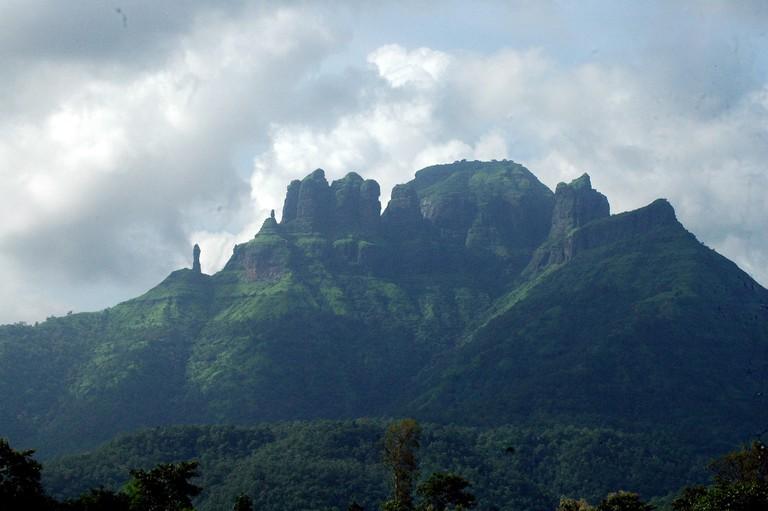 Mahuli Fort | © Sanmukh Putran/WikiCommons