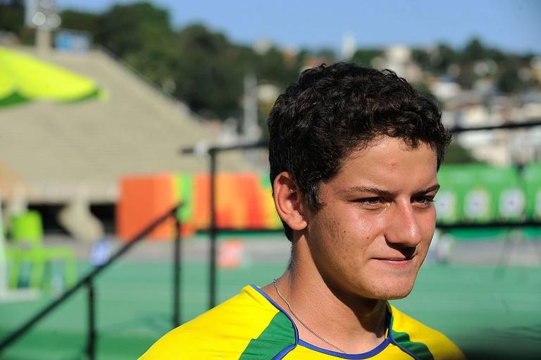 Marcus Vinicius D'Almeida  © Marcosfaria70/WikiCommons