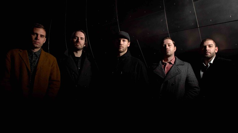 On the Fall Autumn line-up: psychedelic soul band Monophonics| © John Lill, courtesy of Toutpartout