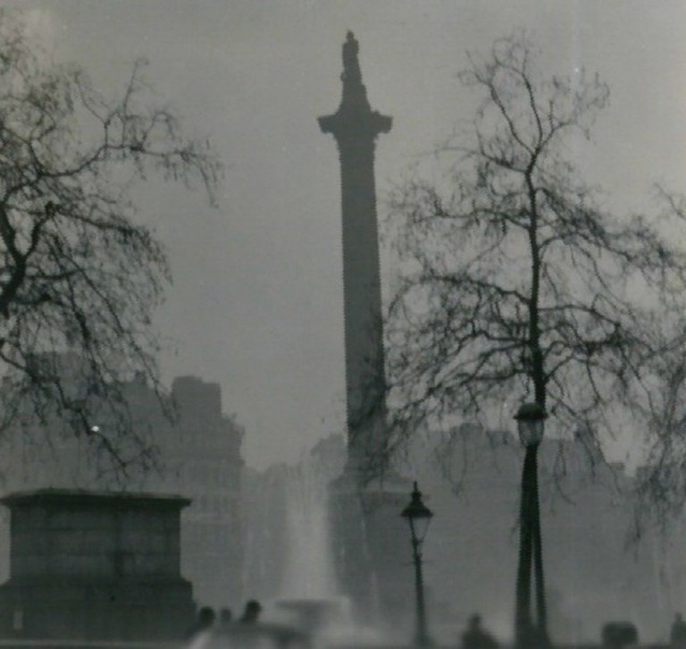 The Great Smog of 1952|©N T Stobbs/Geograph.org