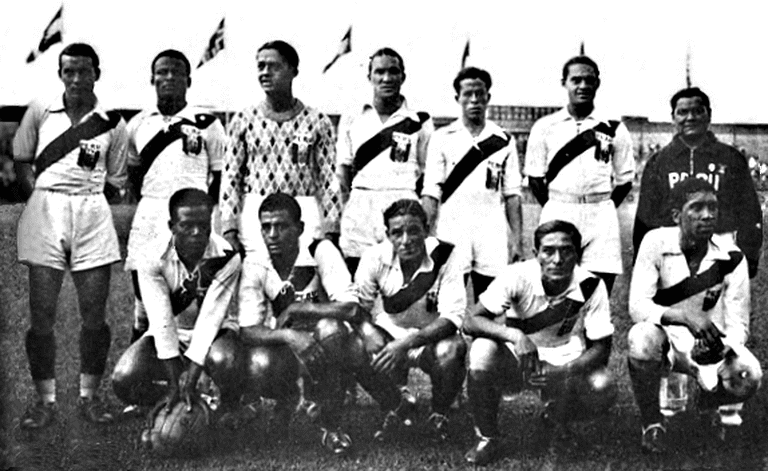 Peru's football team at the 1936 Olympics | © MarshalN20 (talk | contribs)/WikiCommons