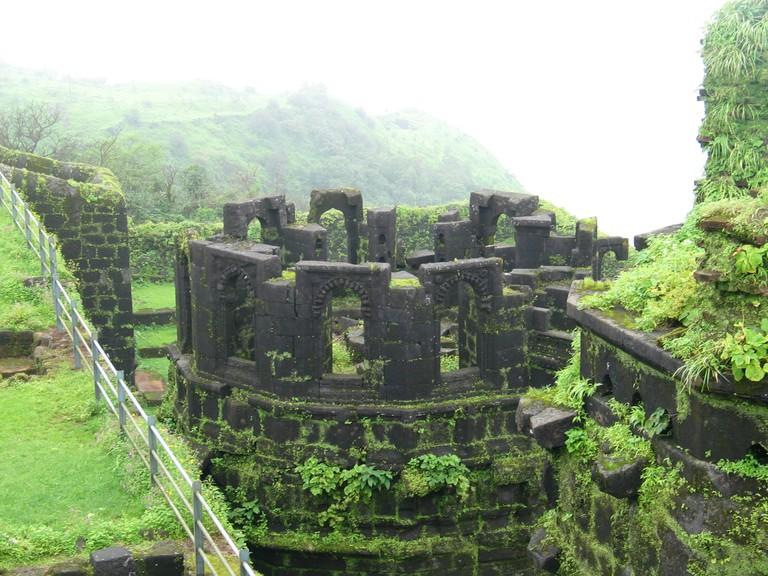 Raigad Fort   © Swapnaannjames/WikiCommons