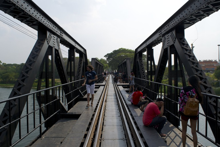 Bridge Over The River Kwai/Courtesy of Kelly Iverson