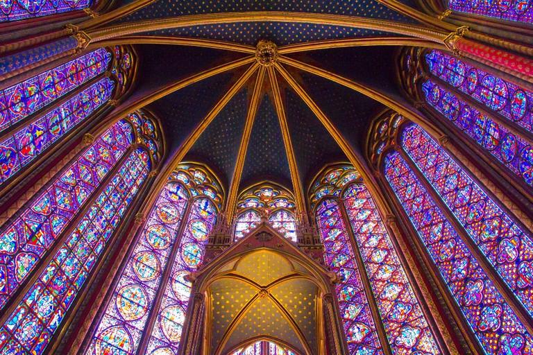 Sainte-Chapelle © cjuneau/Flickr