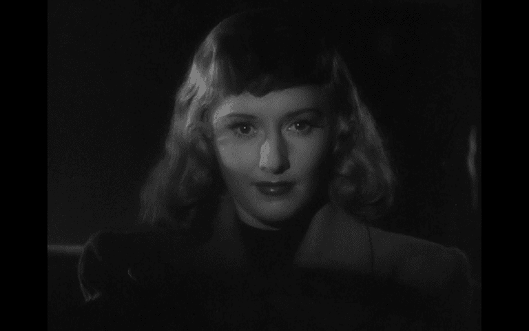 Barbara Stanwyck plays Phillis Dietrichson in Double Indemnity © Paramount Pictures
