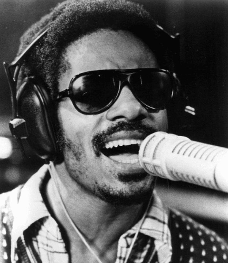 Stevie Wonder | Motown Records/Public Domain/Wikicommons