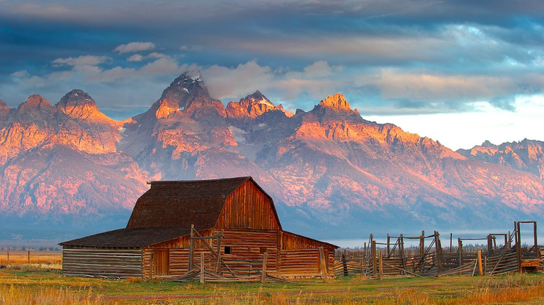 Jackson Hole, Wyoming | © Larry Johnson/Wikicommons