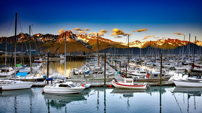 Seward Harbor | Public Domain/Pixabay