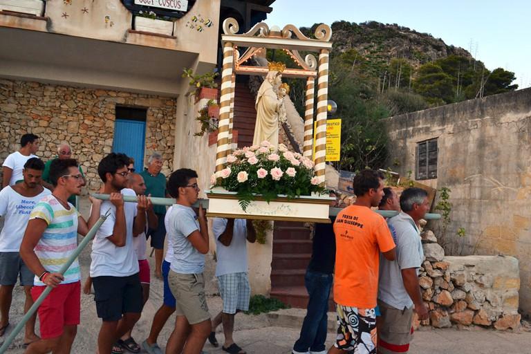 Isola di Levanzo, Sicily | © Livia Hengel