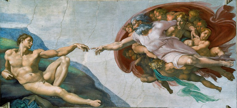 The Creation of Adam | © WikiCommons