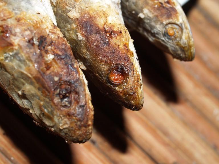 Grilled Snakehead Fish/Courtesy of Pixabay