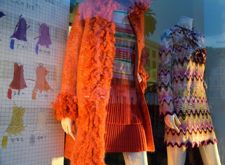 Designer Shopping | © Flickr/Marie Eklind