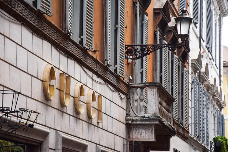 Gucci on Via dei Condotti | © Flickr/Marie Eklind2