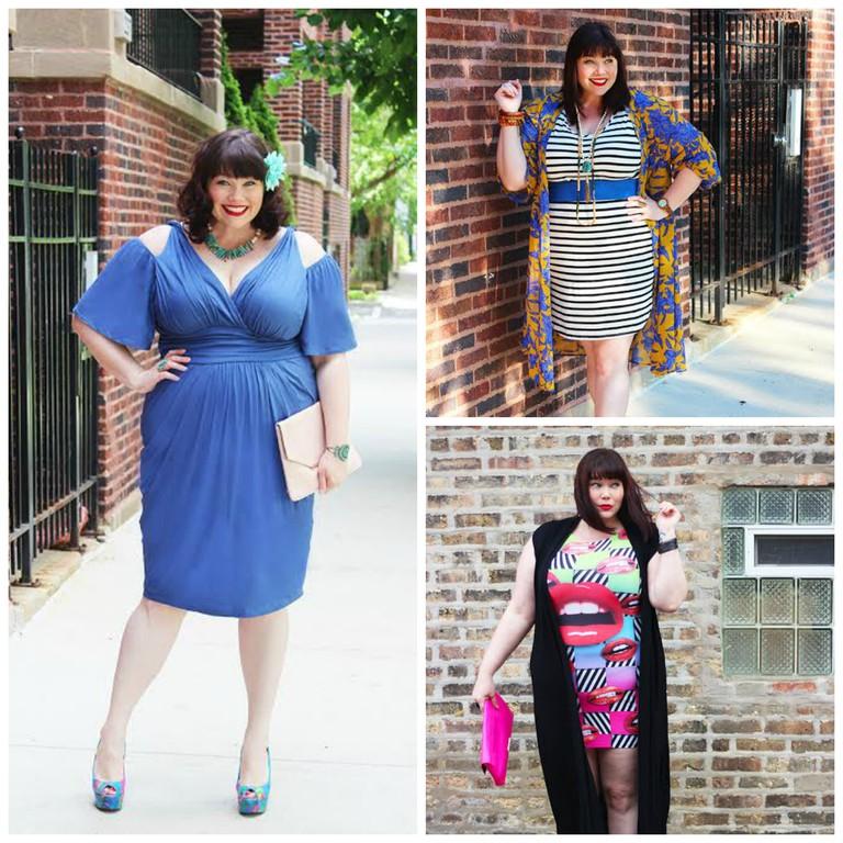 Photos courtesy of Style Plus Curves