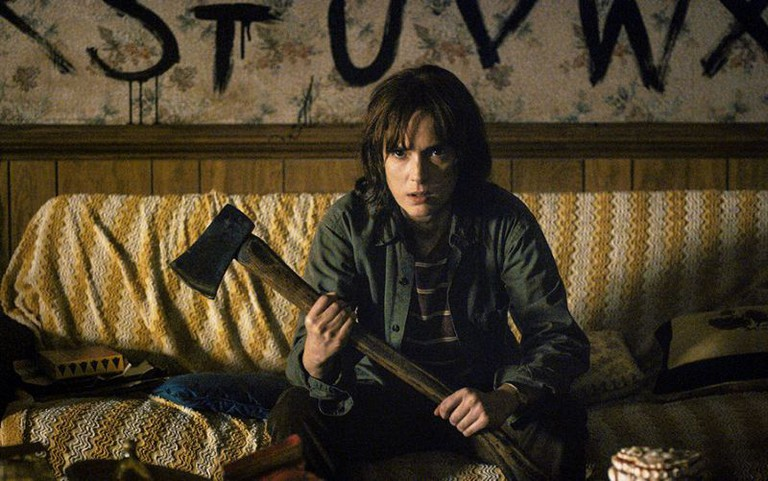 Winona Ryder slays as Joyce Byers