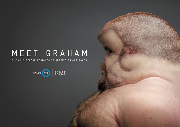 Meet Graham Courtesy of the Transport Accident Commission