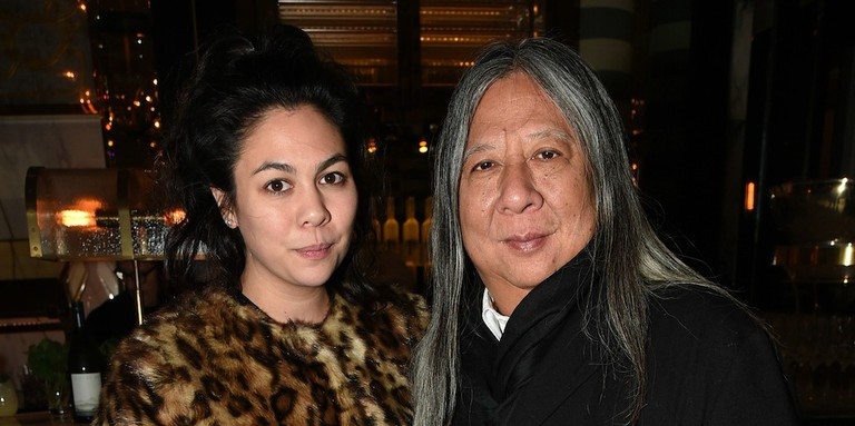 Simone Rocha and John Rocha | ©Financial Times/Flickr