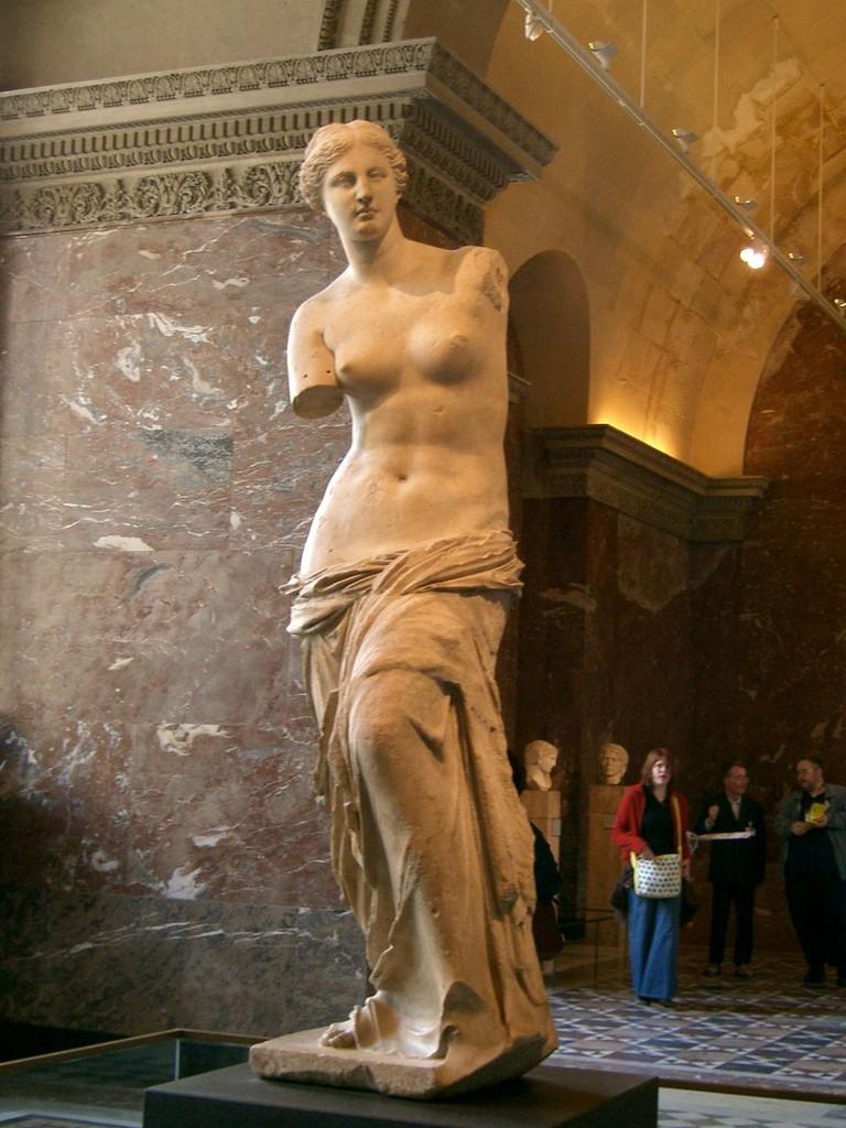 Venus de Milo, Le Louvre | © Edwin Lee/WikiCommons