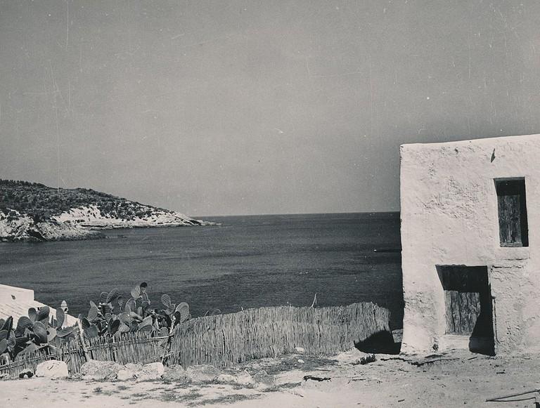 Ibiza in the 1960s | © Biblioteca de la Facultad de Empresa y Gestión Pública Universidad de Zaragoza