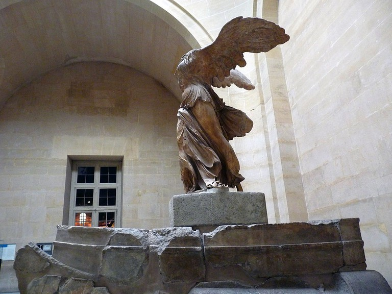 Winged Victory of Samothrace | © karlnorling/WikiCommons