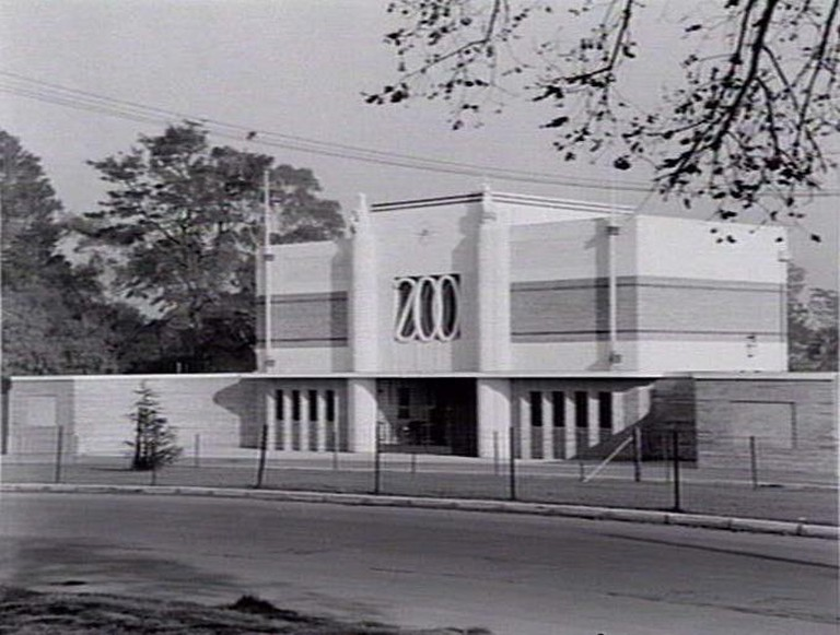 Zoo_melb_entrance_1940