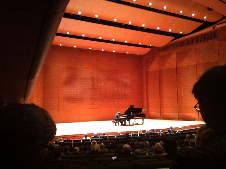 Charlie Albright at Alice Tully Hall